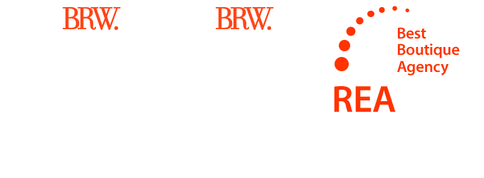 BRW Fast 100 2012 - 2013 || REA Recruitment Excellence Awards 2013